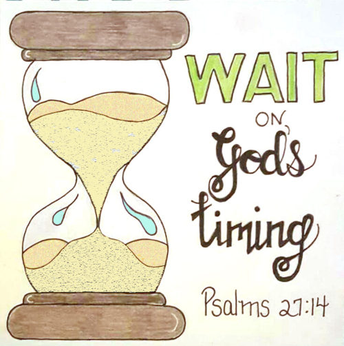 """Tip In Project #39 – """"In God's Time"""""""