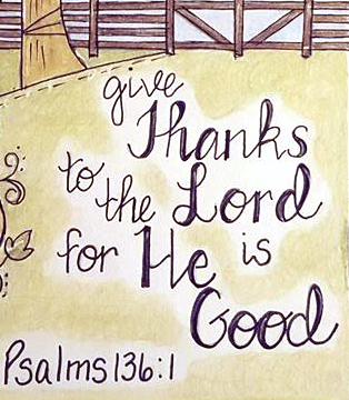 """Tip In Project #47 – """"Give Thanks"""""""