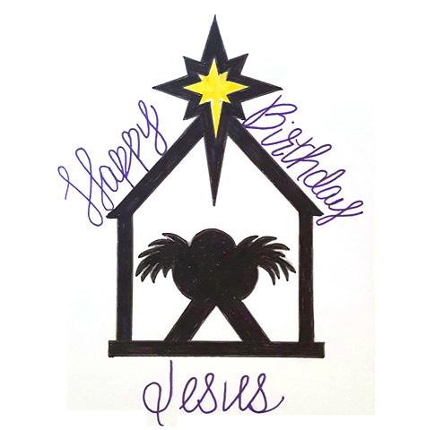"Tip In Project #52 – ""Happy Birthday, Jesus!"""