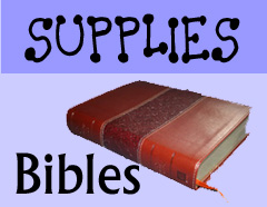 Supplies – BIBLES for Bible Journaling