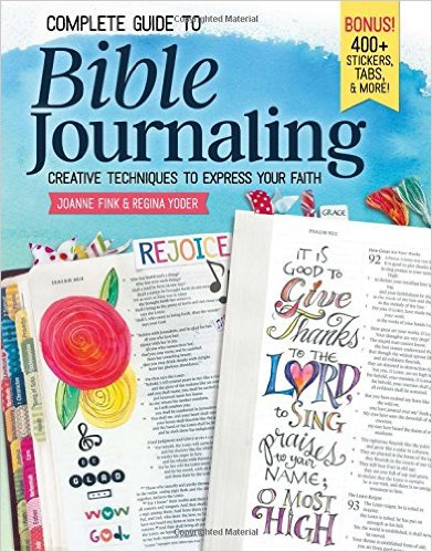 "Joanne Fink's ""Complete Guide To Bible Journaling"" – Product Review"
