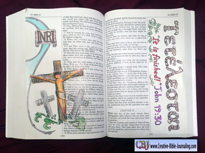 """Use your own """"stamp"""" in your Bible (part 2)"""