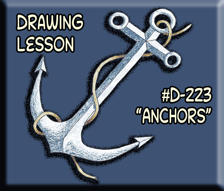"Drawing Lesson – ""Anchor"""