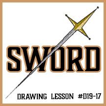 D19-17 Sword SQUARE