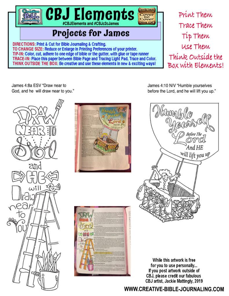 Elm James page copy