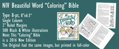 NIV Beautiful Word Coloring Bible jpg