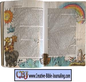 Susan's-Bible