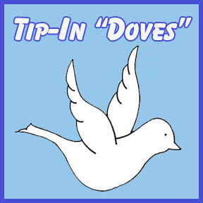"Tip-In Project #111, ""Doves"""