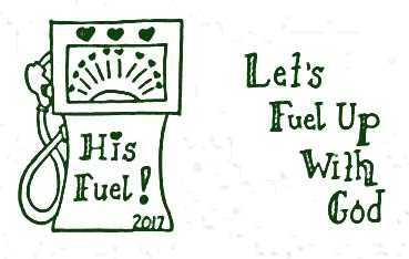 "Tip In Project #2 – ""Fuel Up With God"""