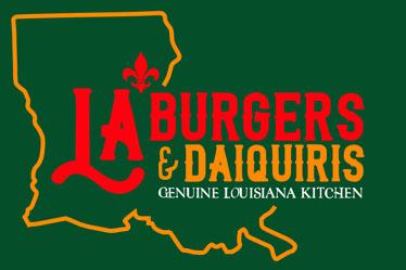 La Burgers and Daiquiris - logo