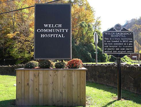 Welch Community Hospital