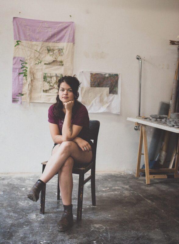 FEMALE EMPOWERMENT ON A CANVAS SERIES PT. 4: MEET ANDREA GARCIA VASQUEZ