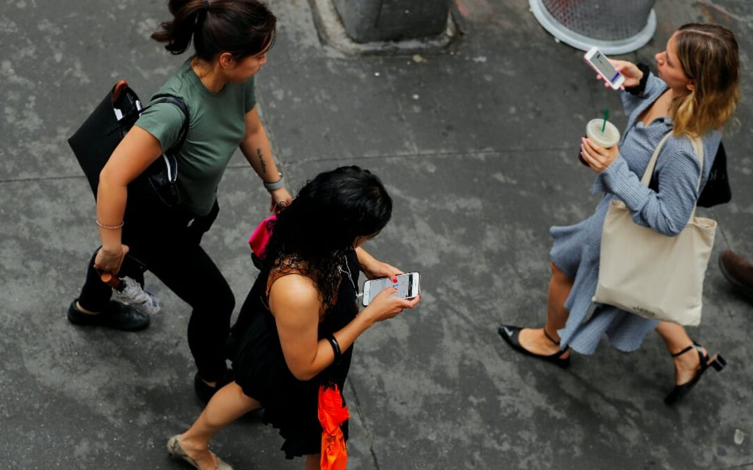 WOMEN BEAR BRUNT OF ONLINE ABUSE AS WORLD GOES DIGITAL IN PANDEMIC