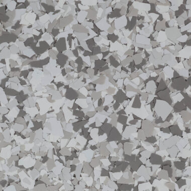 Chip Flake Epoxy Floor