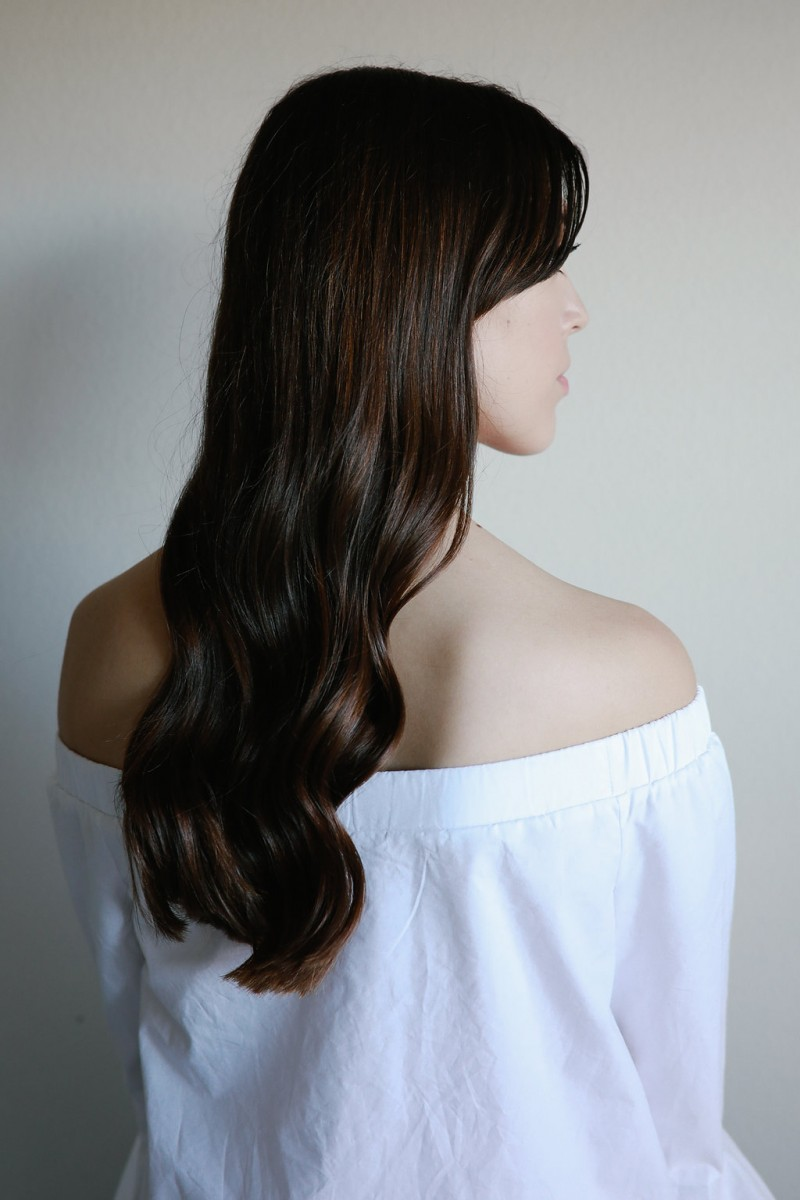 Caring For and Growing Long Hair/Never Without Lipstick/long hair, long hair care, long hair tutorial, long hair styles