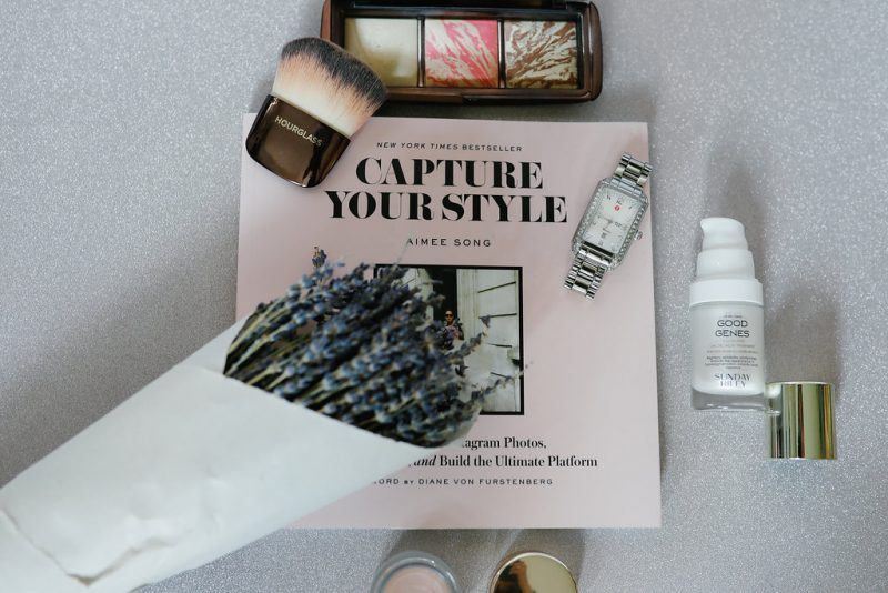 Style and beauty blogger Ashley Deatherage of Never Without Lipstick shares her favorite Nordstrom Sale beauty picks
