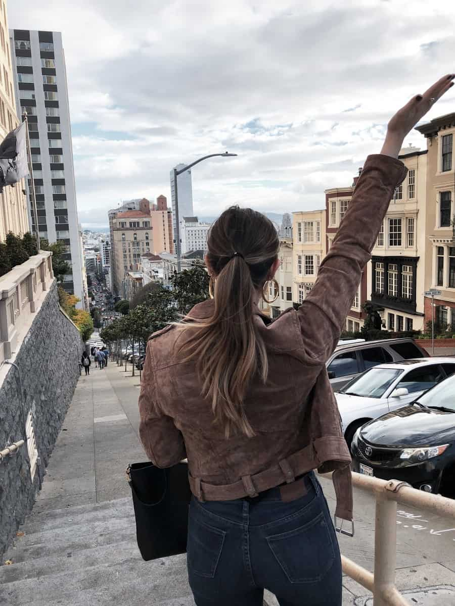 Popular travel blogger, Never Without Lipstick, shares her list of the best things to do in San Francisco| Best Things to Do in San Francisco over a 4 Day Weekend featured by top Dallas travel blog, Never Without Lipstick
