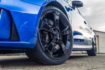 Audi Tire Details
