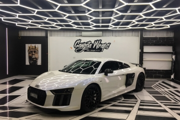 Audi Hexis Pearl Wrap