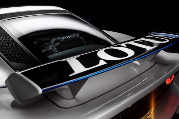 Lotus Exige Wing Decal