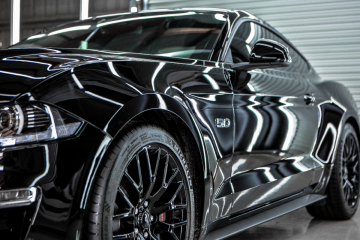 Ford Mustang Paint Protection