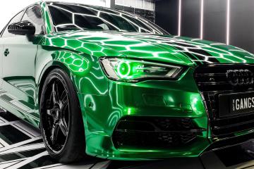 Audi Colour Change