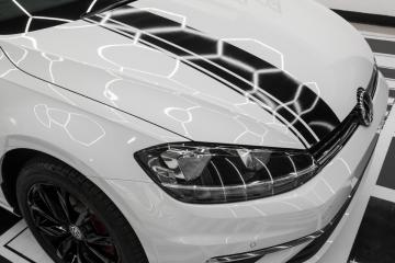 Voltzwagon GTI Bonnet Styling