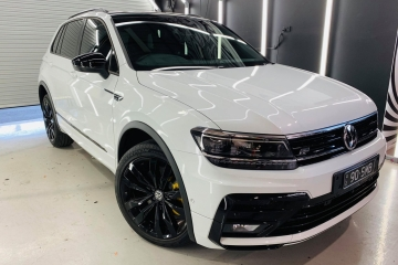 VW Tiguan Ceramic Protection