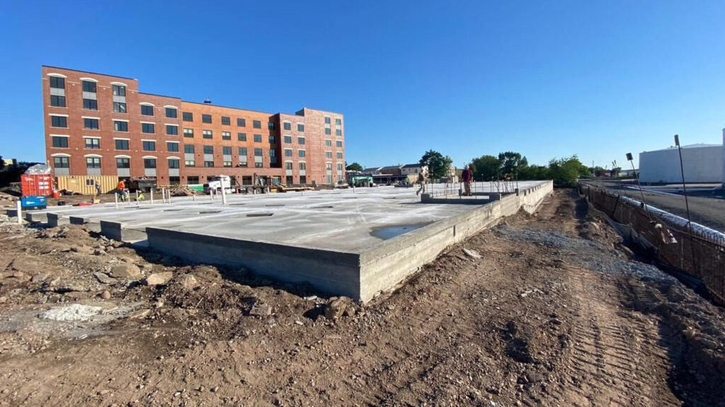 Commercial Retaining Wall and Drainage Installation Experts