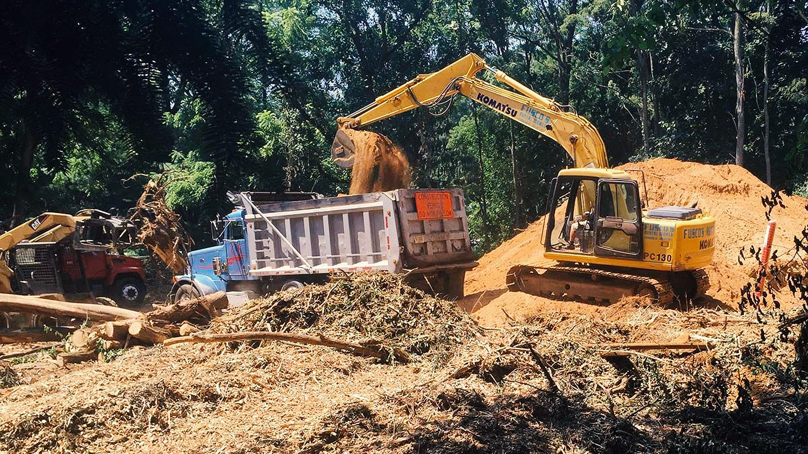 Demolition and Dumpster Service in New Jersey