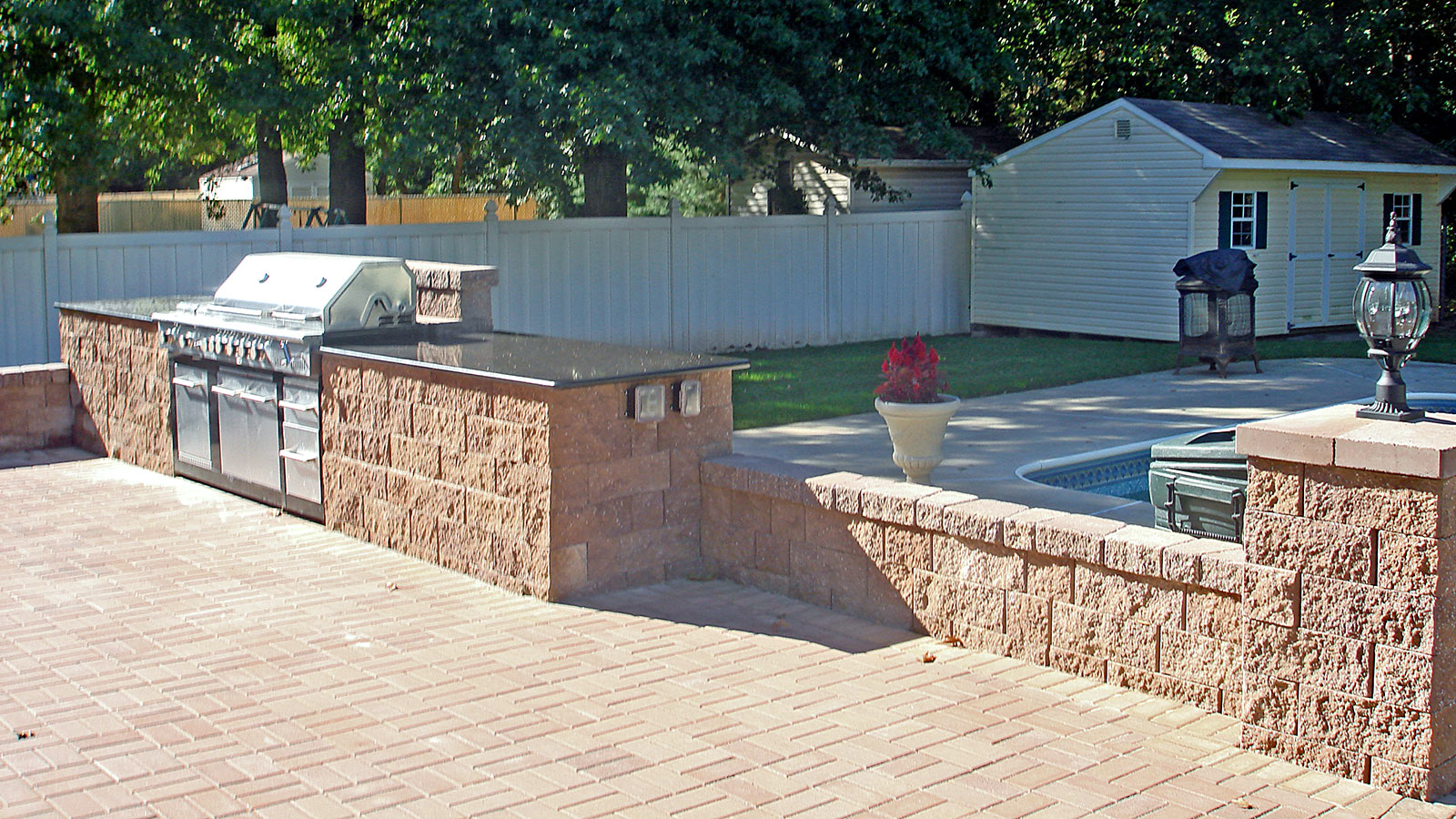 New Jersey Residential Hardscaping Services