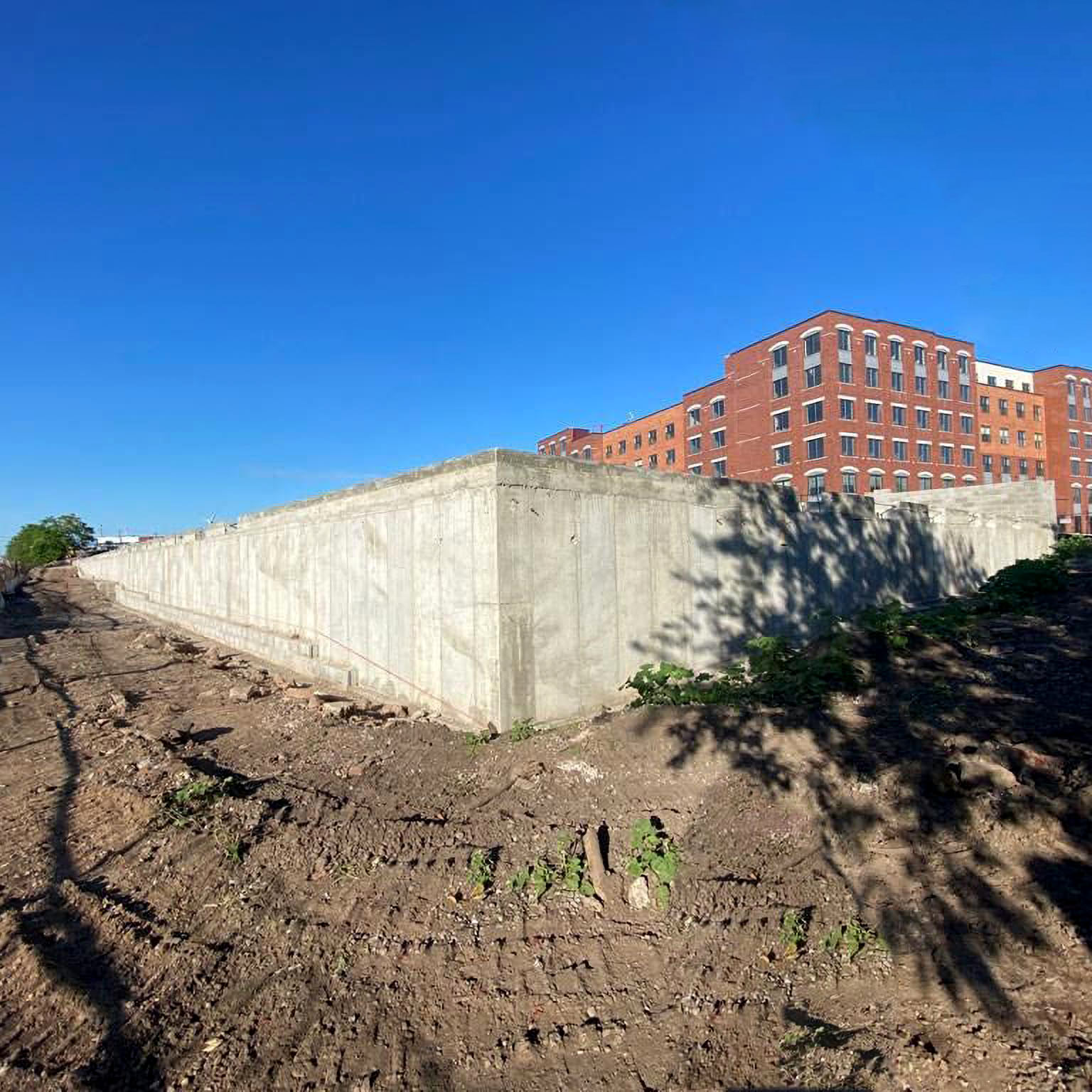 NJ Commercial Retaining Wall and Drainage Installation Experts