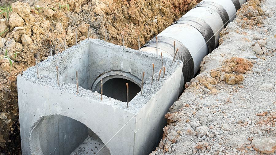 Storm and Underdrain Repair and Installation