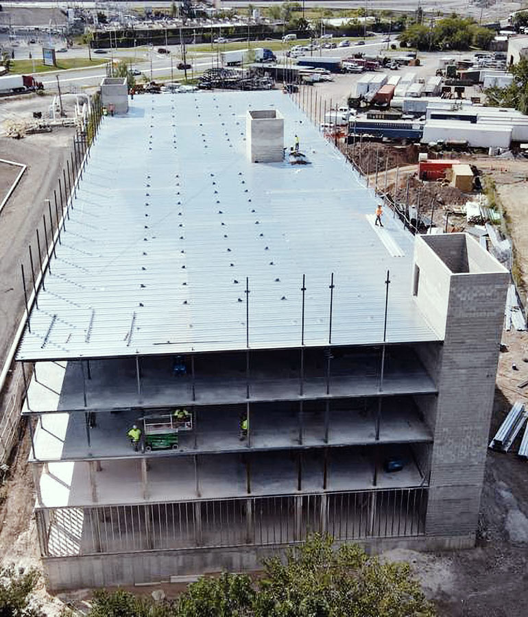 Commercial Structural and Flatwork Concrete Services in NJ