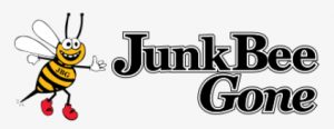 junk bee gone logo