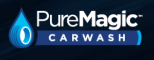 pure magic carwash logo