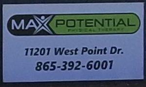 max potential logo