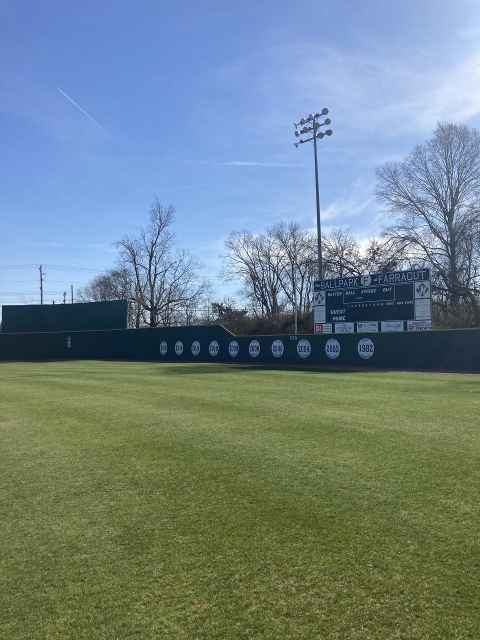 Baseball complex 16