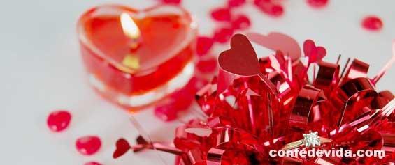 Frases de San Valentín para sus parejas o amistades