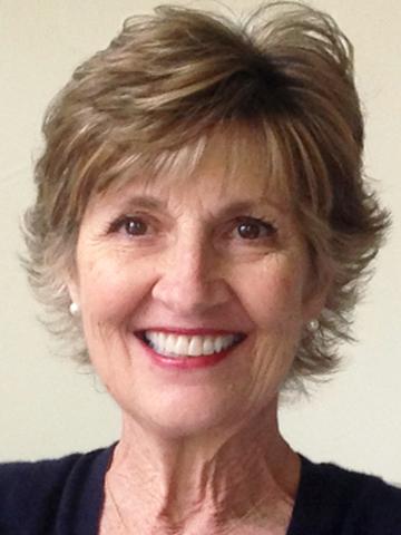 Patricia Woodard, speaker