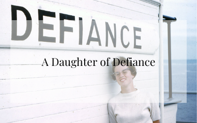 A Daughter of Defiance