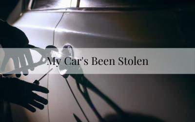 My Car's Been Stolen