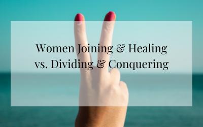 Women Joining & Healing