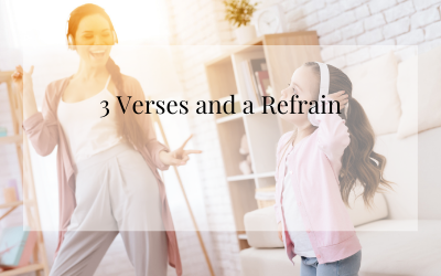3 Verses and a Refrain