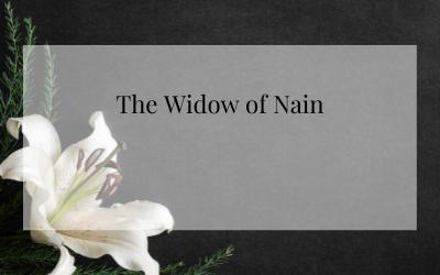 The Widow of Nain