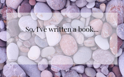 So, I've written a book…