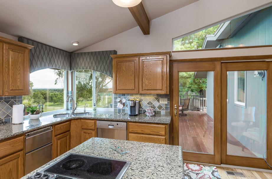 Kitchen with Windows 1