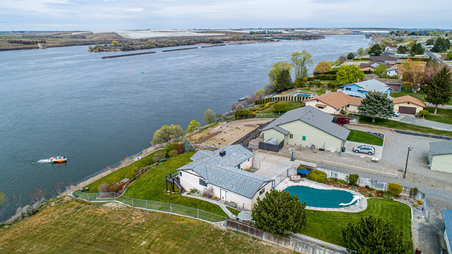 River View Aerial