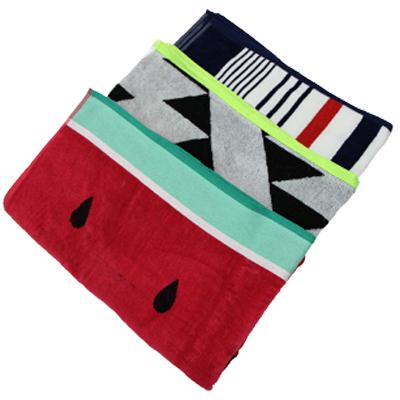 Yarn Dyed Beach Towels