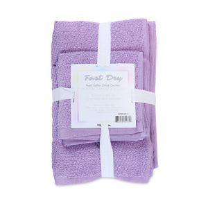 FastDry 6-Pc Towel Set